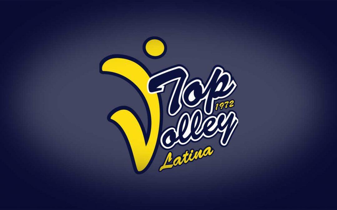 Il nuovo logo della Top Volley Latina richiama la storia della società pontina