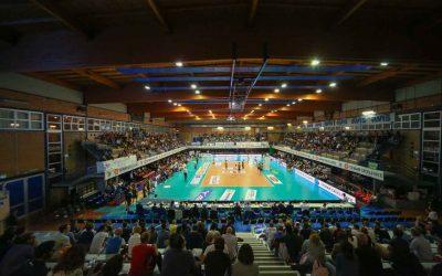 Maratona d'onore al Palabianchini, Verona passa al tiebreak