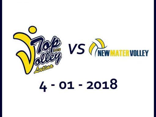 Taiwan Excellence Latina vs BCC Castellana Grotte (4/1/2018)