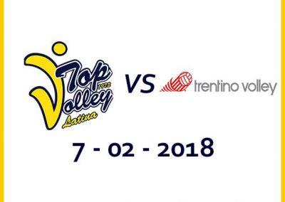 Taiwan Excellence Latina vs Diatec Trentino (07/02/18) Tickets