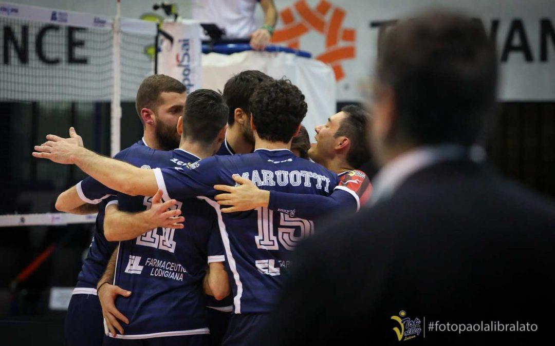 La Taiwan Excellence chiude la stagione regolare con Milano