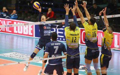 La Taiwan Excellence vince in tre set la prima sfida con Castellana