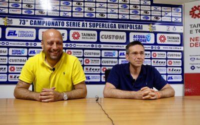 La Top Volley Latina si è iscritta al prossimo campionato di Superlega Credem Banca