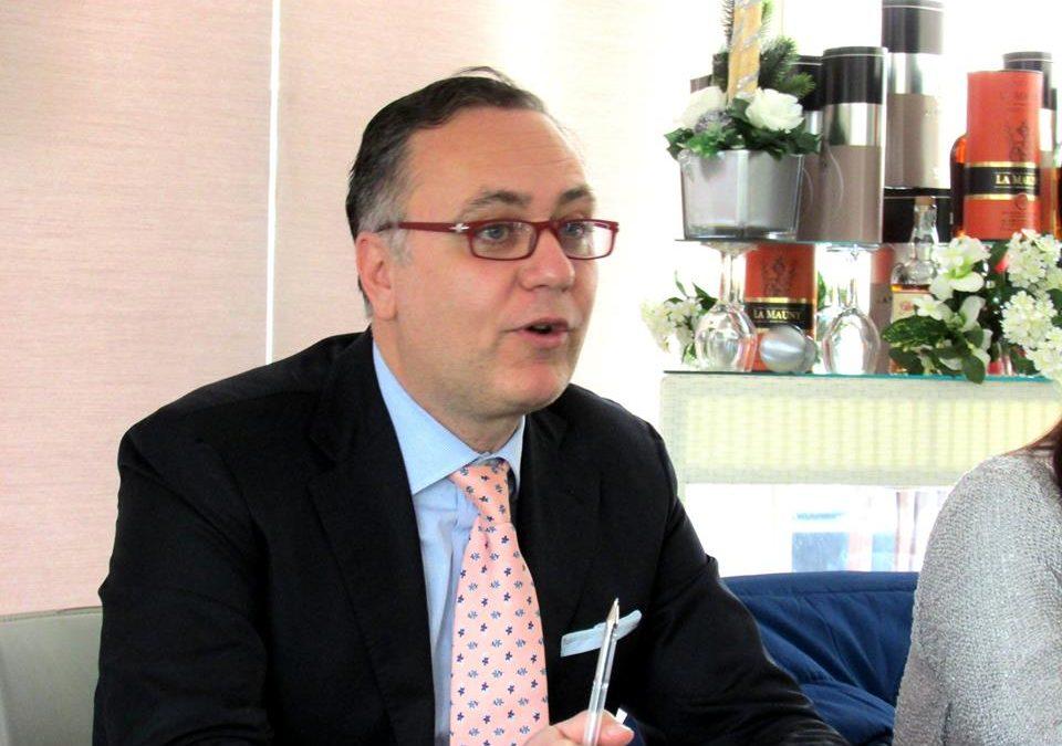 Sergio Di Meo è il nuovo vice presidente della Top Volley Latina