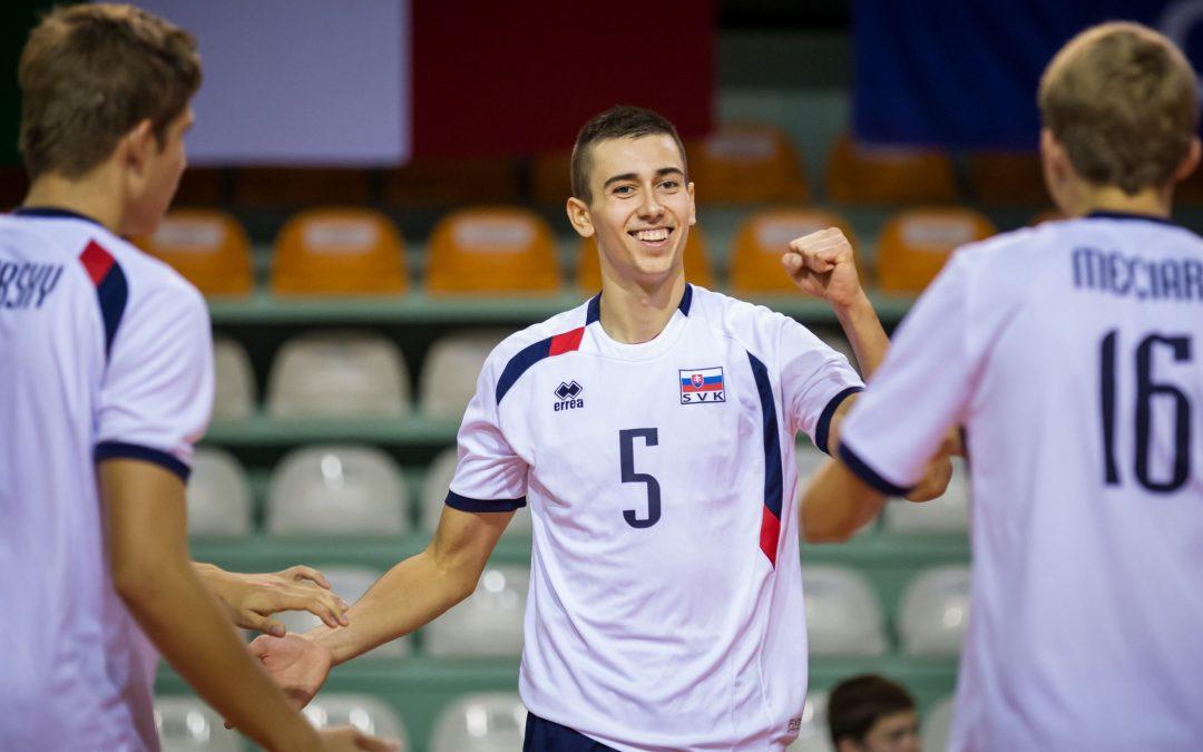 Ecco lo slovacco Filip Gavenda, il nuovo opposto della Top Volley Latina