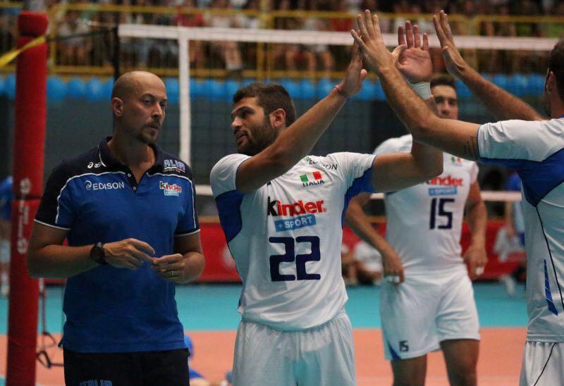 Pozzi è il nuovo assistente allenatore della Top Volley Latina