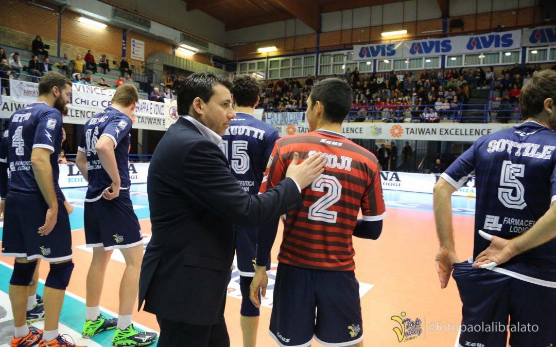 La Top Volley Latina a Bologna per il Volley Mercato. Shoji primo nella classifica di ricezione della passata stagione
